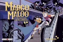 Margo Maloo y los chicos del centro comercial (portada)