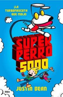 Superperro 5000 (portada)