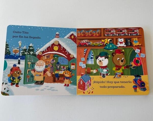 Osito Tito ¡Feliz Navidad! (1)