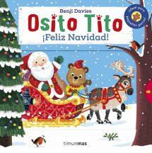 Osito Tito ¡Feliz Navidad! (portada)