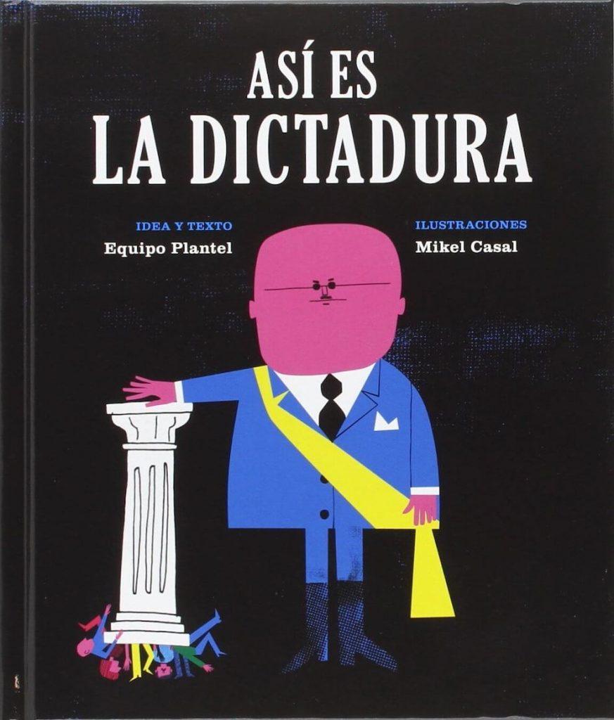 Así es la dictadura (portada)