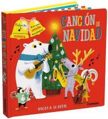 Canción de Navidad - Combel (portada)