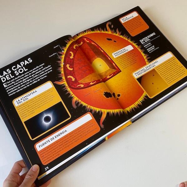 Construyo el sistema solar, Larousse (2)