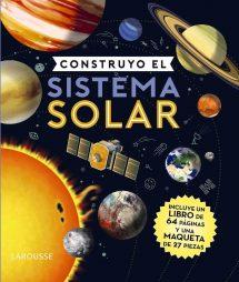 Construyo el sistema solar, Larousse (portada)