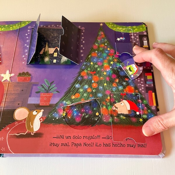 ¿Dónde está Papá Noel? (3)