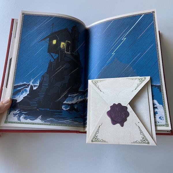 Harry Potter y la piedra filosofal edición Minalima (interior 3)