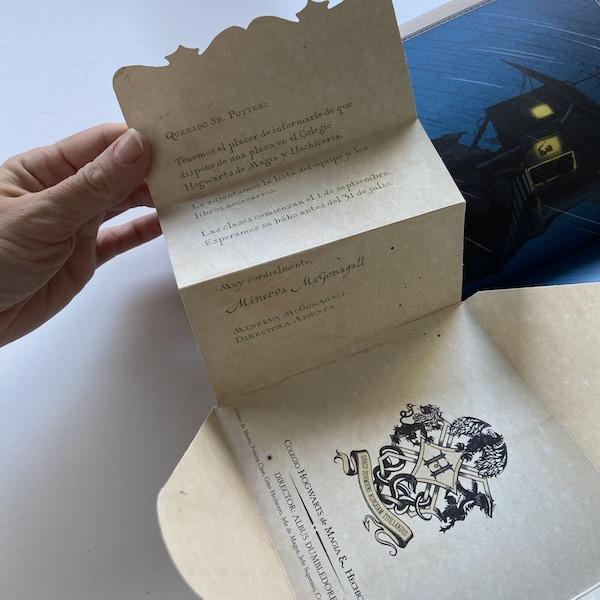 Harry Potter y la piedra filosofal edición Minalima (interior 4)