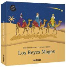 Los Reyes Magos, Combel (portada)