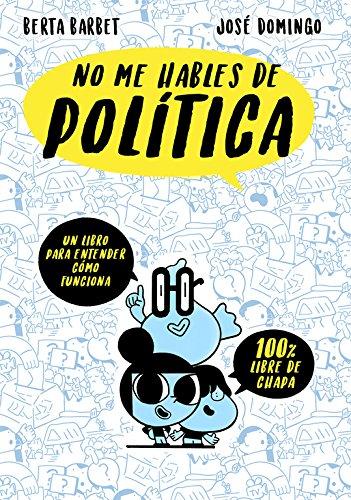 No me hables de política (portada)
