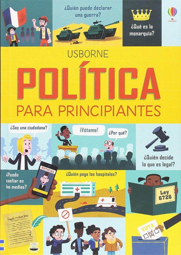 Política para principiantes (portada)