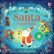 Santa Sound Book (portada)