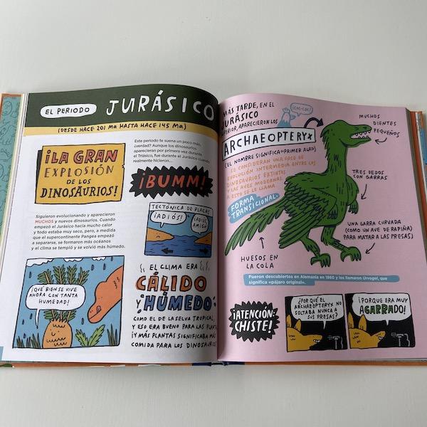 Todo lo que mola de los dinosaurios y otras bestias prehistóricas (2)