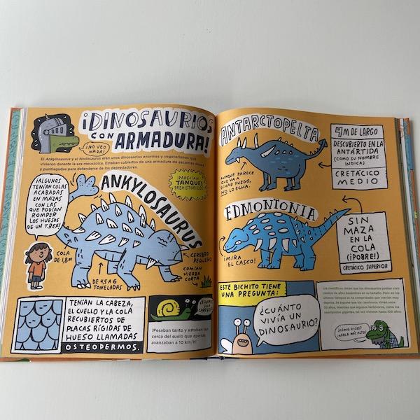 Todo lo que mola de los dinosaurios y otras bestias prehistóricas (3)
