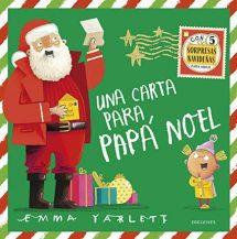 Una carta para Papá Noel (portada)