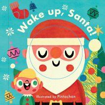 Wake up, Santa! (portada)