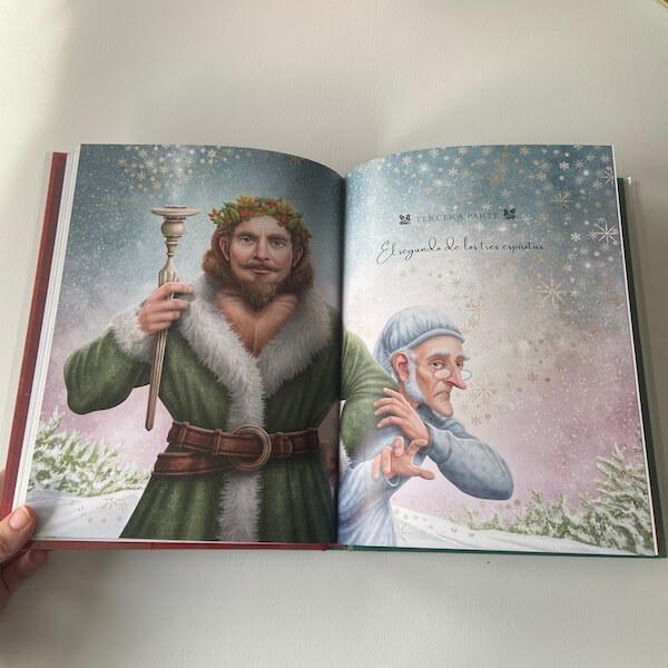 Canción de Navidad - edición conmemorativa de Anaya (2)