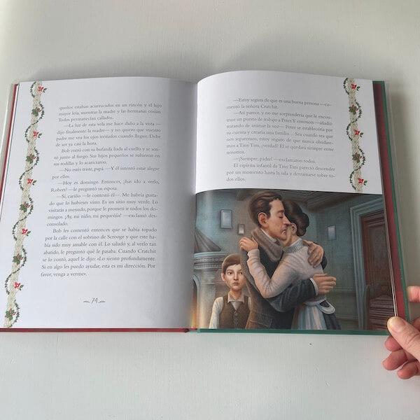 Canción de Navidad - edición conmemorativa de Anaya (3)
