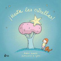 ¡Hasta las estrellas! (portada)