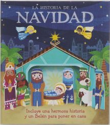 La Historia de la Navidad (portada)