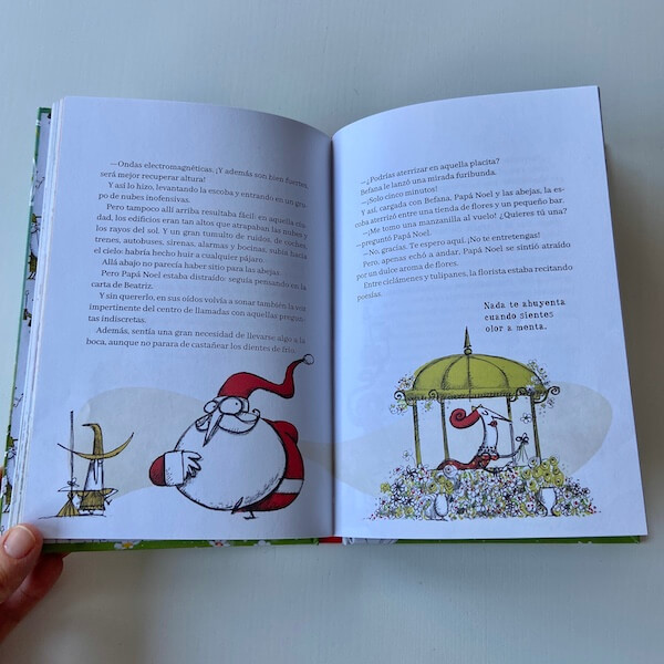Una sorpresa para Papá Noel (2)