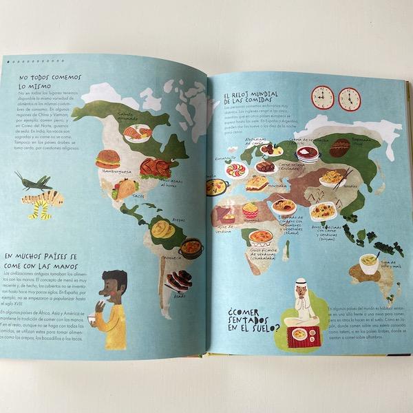 ¡Ñam! Sobre lo que comemos (1)